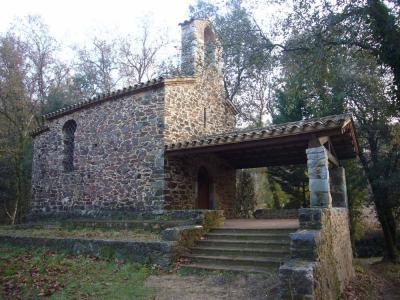 ermita sant pere sestronques