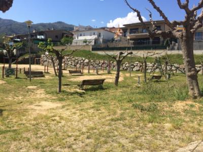 Condicionament i millora Parc Vaux Sur Mer