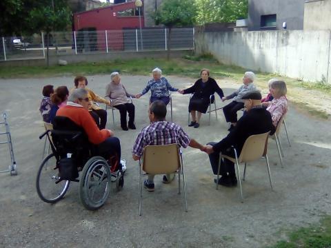Cadires Centre de Dia