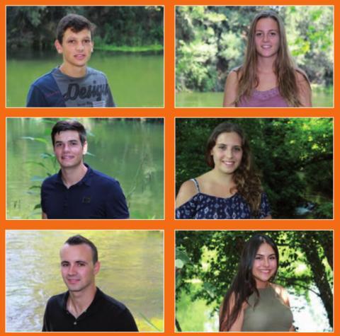 Candidats a Hereus i Pubilles 2017
