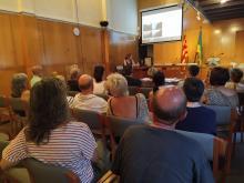 """Sessió informativa sobre la remodelació de la plaça dels """"Palillos"""""""