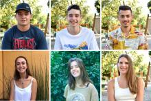 Candidats a Pubilla i Hereu 2020